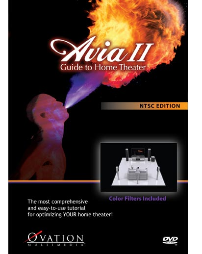 Avia II Guide to home theater