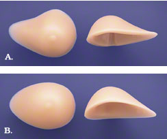 How make breast forms
