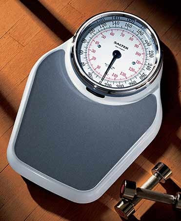 Handsome Professional Quality Bath Scale For Use At Home