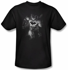 Batman Kids T-Shirt - Materialized Youth Black Tee