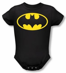 Batman Romper Creeper Infant - Classic Logo