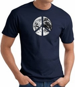 Peace Earth  T-shirts