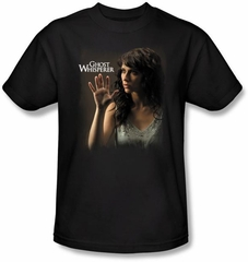 Ghost Whisperer Shirt Ethereal Youth Kids Black Tee Shirt