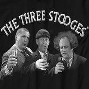 Three Stooges T-shirts