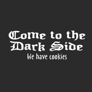 Funny Shirt Come To The Dark Side We Have Cookies Shirts
