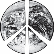 Peace Sign T-shirts - Earth Symbol