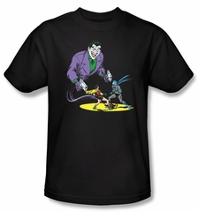 Batman T-Shirt - Detective #69 Cover Adult Black Tee