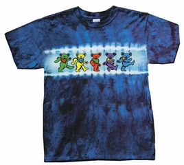 Grateful Dead Kids T-shirt Dancing Bears Youth Tee Shirt