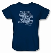 The Blues Brothers Ladies Shirts