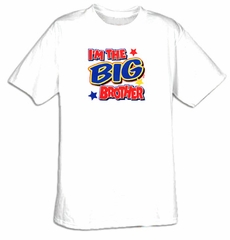 I'm The Big Brother Kids Youth T-shirt Tee Shirt