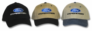 Ford Hat - Expedition Truck Fine Embroidered Adjustable Cap