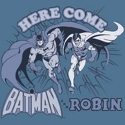 Batman And Robin T-Shirts - Adult