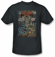 Batman T-Shirt - #232 Cover Adult Black Tee