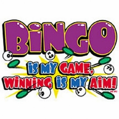 Bingo T-shirt - Funny Saying Tee Shirt