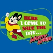 Mighty Mouse Adult T-Shirts