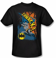 Batman Kids T-Shirt - Thwack Youth Black Tee