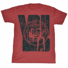 You Mad T-Shirt YM Adult Heather Red Tee Shirt