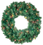 "48"" Sierra Fir Wreath"