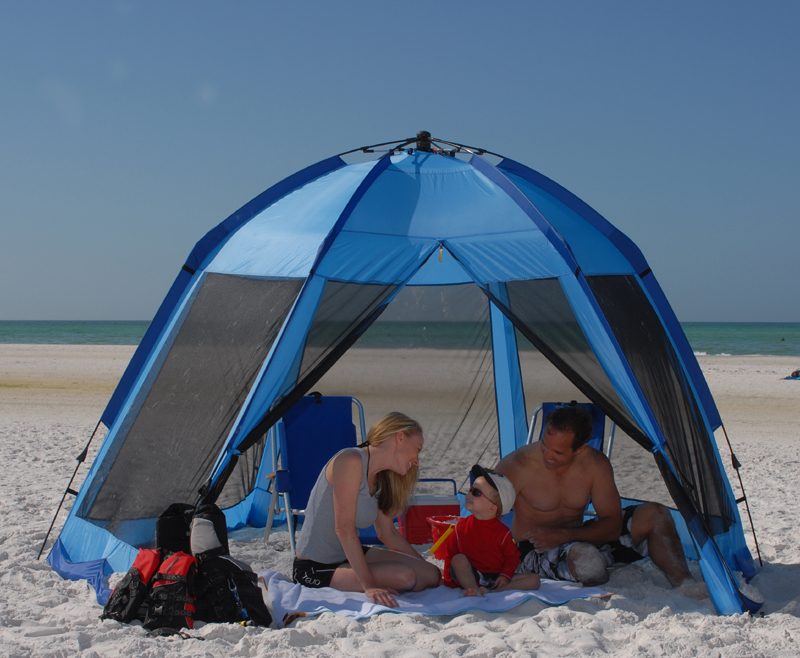 Summer Habitat Pop Up Beach Tent