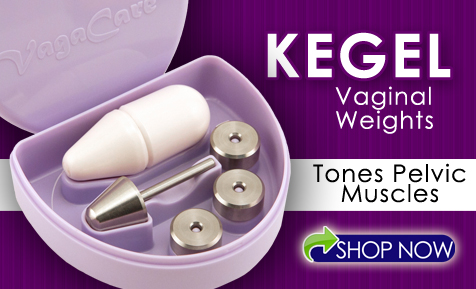 Femtone Vaginal Weights for Kegel Exercises