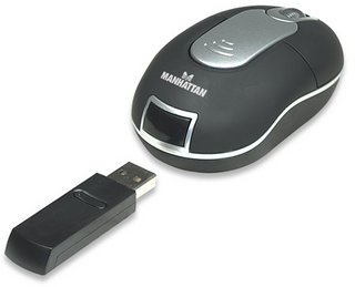 Wireless USB Optical Mobile Mini Mouse