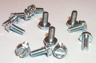 Case Hex Screws