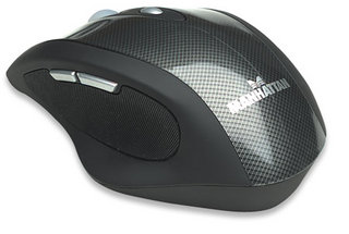 MLD Laser Desktop Mouse USB with 5-Buttons & Scroll Wheel