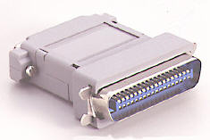 DB25 Male to CN36 Male Parallel Adapter