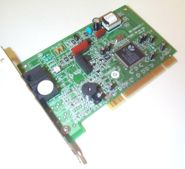 56K PCI Rockwell Internal Fax/Modem w/Voice