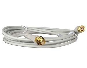 7 ft. RP-SMA Male to RP-SMA Female Wireless Antenna Extension Cable
