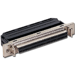 68 Pin SCSI-3 IDC Female Connector for Ribbon Cable
