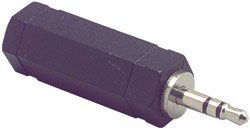 2.5mm Stereo Jack (Female) to 3.5mm Stereo Plug (Male)  Adapter
