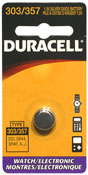 Duracell 303/357 Button Cell Battery Image