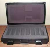Hard Case for 20 VOYAGE 200 Graphing Calculators and 1 Viewscreen Set Image