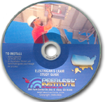 Peerless Institute Electrician's Exam to the 2005 NEC on CD-ROM Image