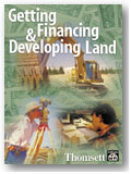 Getting Financing & Developing Land Image