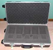 Hard Case for 10 CBRG Units and Accessories Image
