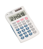 Canon LS-330H Dual Power Handheld Calculator Image