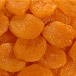Fresh Dried Apricots