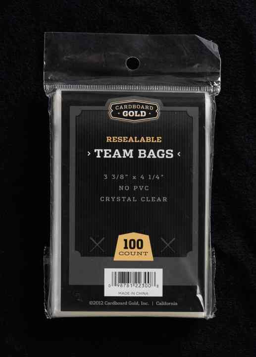 Resealable Team Bags Case5000