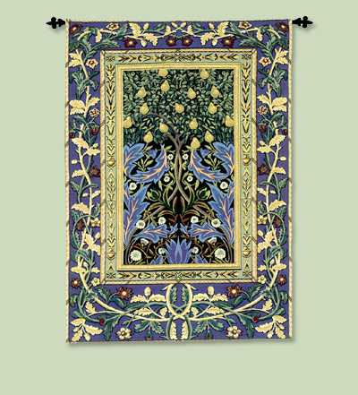 Tree Of Life Tapestry Wall Hanging Clic William Morris