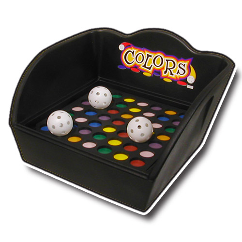Colors Ball Toss Game
