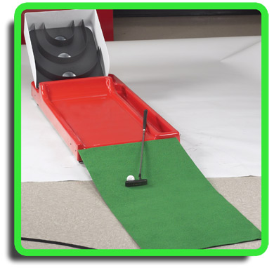 Deluxe Golf Game
