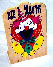 Big Mouth Toss Games