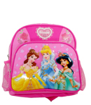 Disney Sparkle Roses Princess Backpack - Toddler Size