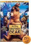 Brother Bear DVD ( 2003?