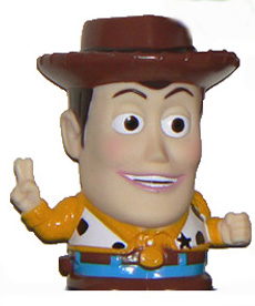 Toy Story Woody Mini Bank