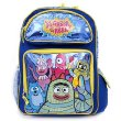 Yo Gabba Gabba Backpack -  Full Size Yo Gabba Gabba School Backpack