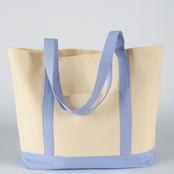BAGedge Canvas Boat Tote