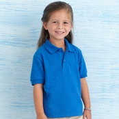 Gildan Youth DryBlend Pique Polo Shirt